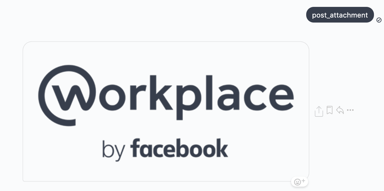 Sharing the Workplace logo